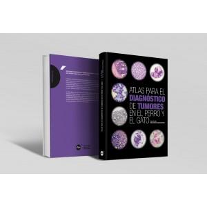 Atlas para el diagnóstico de tumores en el perro y el gato -Libros veterinaria de referencia