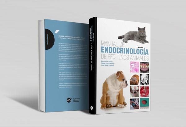 Manual de endocrinología de pequeños animales 2ª Edición -Manuales prácticos