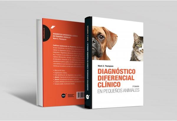 Diagnóstico diferencial clínico en pequeños animales 3ª Edición -Colecciones