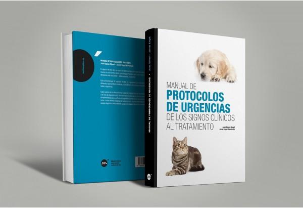 Manual de protocolos de urgencias de los signos clínicos al tratamiento -Colecciones
