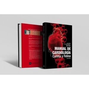 Manual de cardiología canina y felina -Libros de referencia