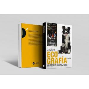 Atlas de ecografía en pequeños animales, 2ª edición -Libros veterinaria de referencia