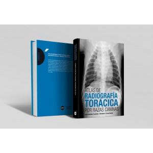 Atlas de radiografía torácica por razas caninas -Libros veterinaria de referencia